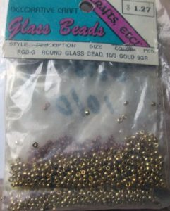 Eye Beads for Fly Tying