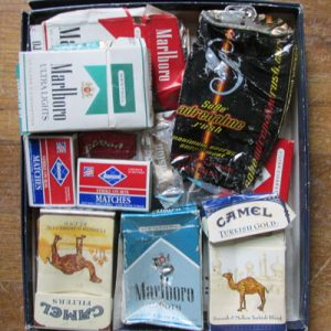 Cigarette Packs Cigar