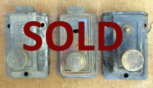 Antique Door Locks Sold