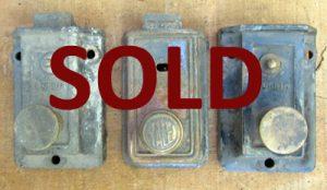 Antique Door Locks Sold
