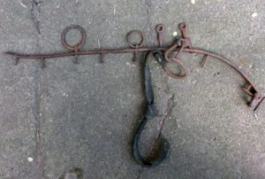 Rusty Old Horse Harness