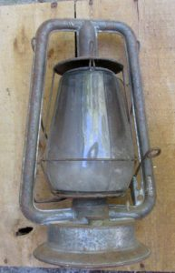 Vintage Western Lantern