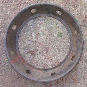 Rusty Circle